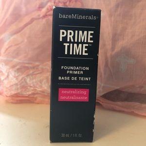BareMinerals Prime Time foundation primer NEW